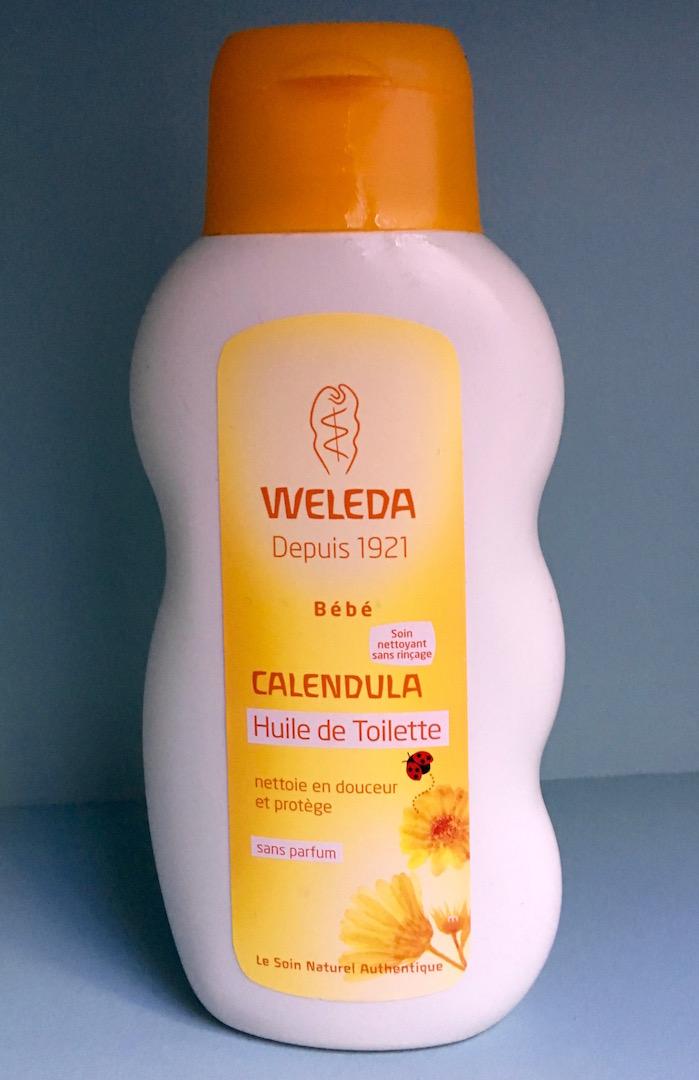 meilleure huile fesses de bébé