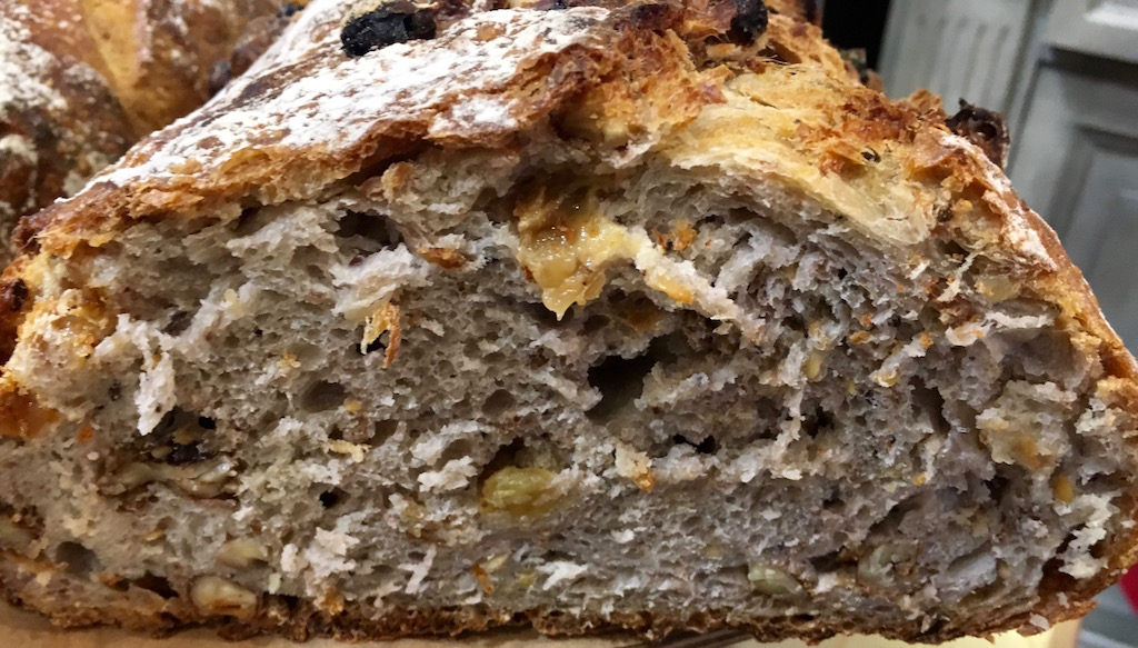 meilleur pain granula paris