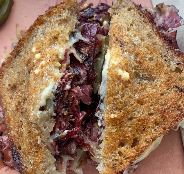 meilleur sandwich de mystic