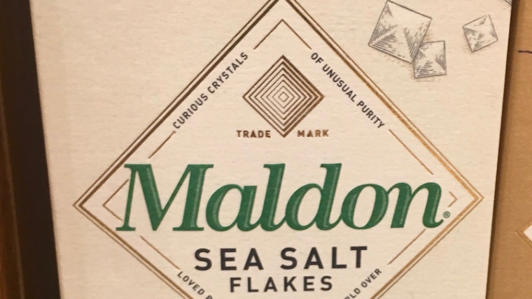 meilleure fleur de sel Maldon