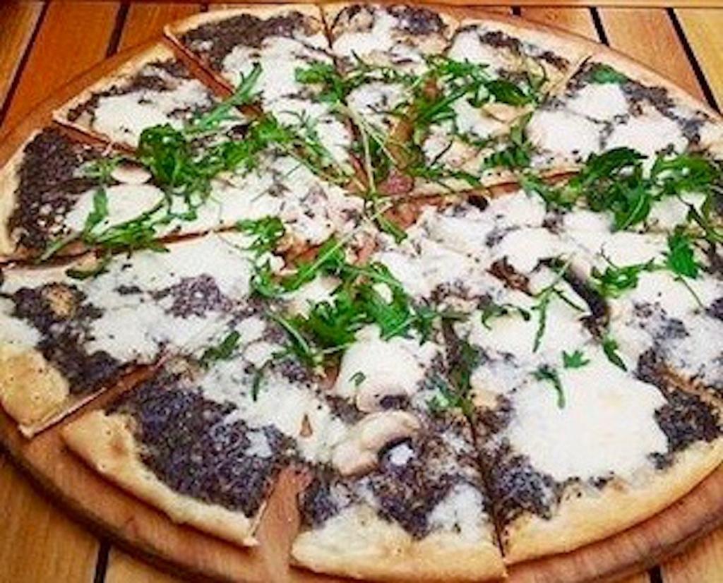 meilleure pizza à la truffe paris