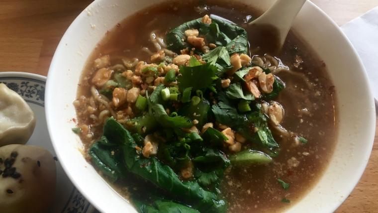 meilleure soupe chinoise paris
