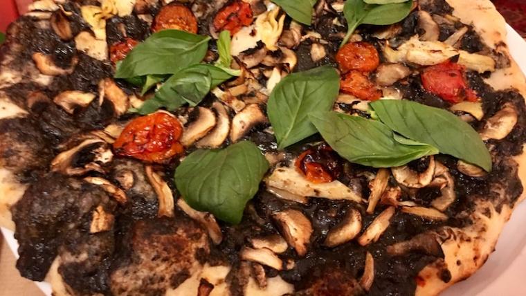 meilleure pizza de montmartre
